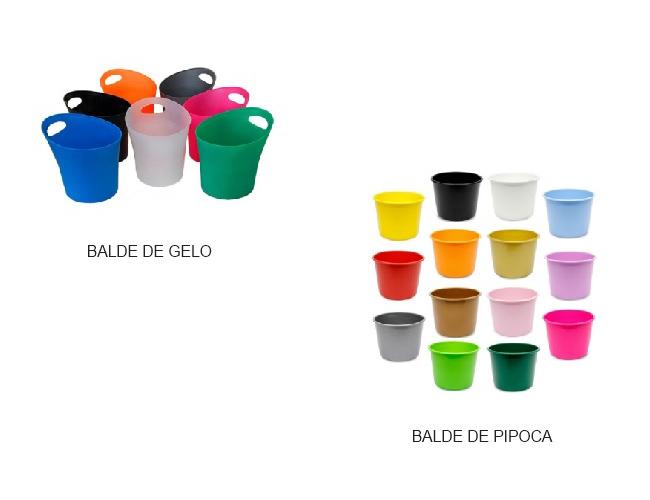 04 - BALDE DE GELO - BALDE DE PIPOCA