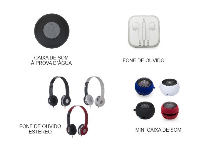 09 - FONES DE OUVIDO - CAIXAS DE SOM