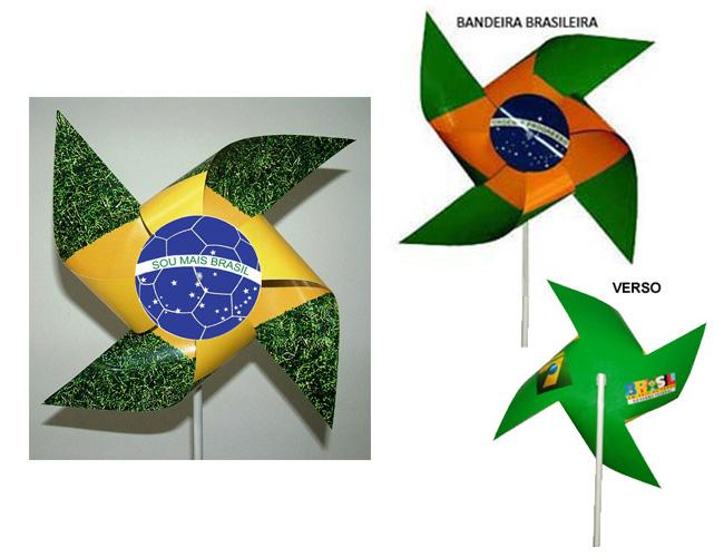 ESTAMOS NA TORCIDA PELO BRASIL NA COPA - ASR DESIGN PROMOCIONAL