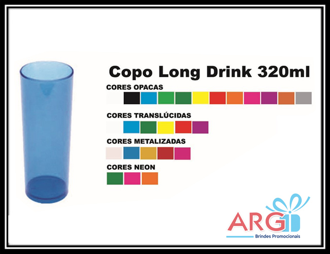 01 - COPOS LONG DRINK