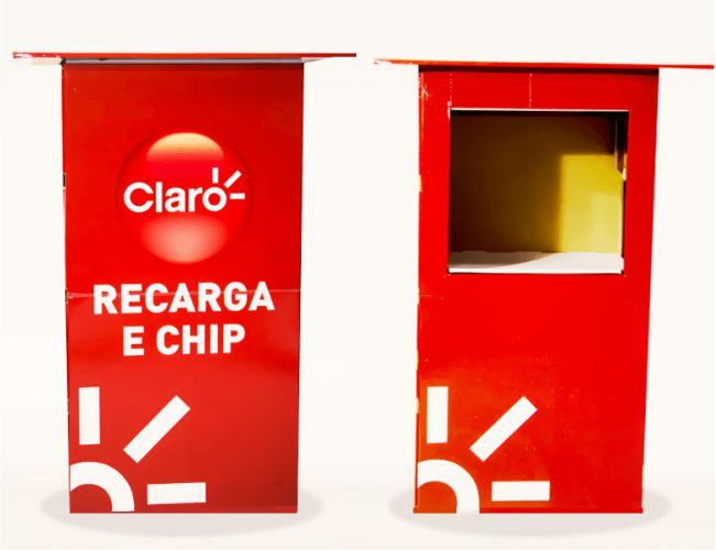 05 - BALCÃO DE DEGUSTAÇÃO OU PROMOCIONAL - AUTO MONTÁVEL