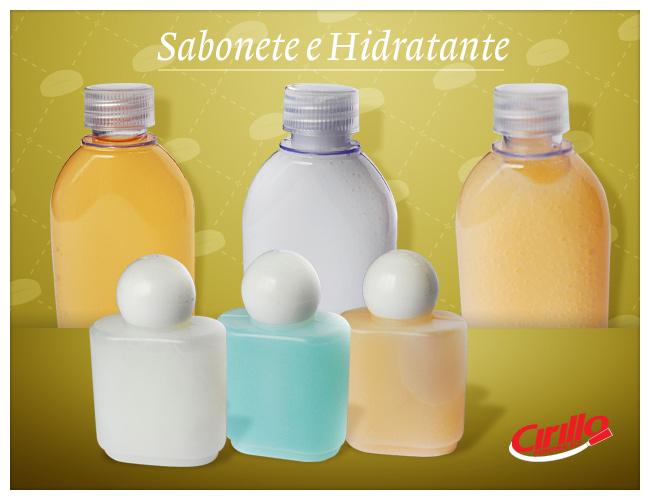 07 - SABONETE LIQUIDO - CREME HIDRATANTE