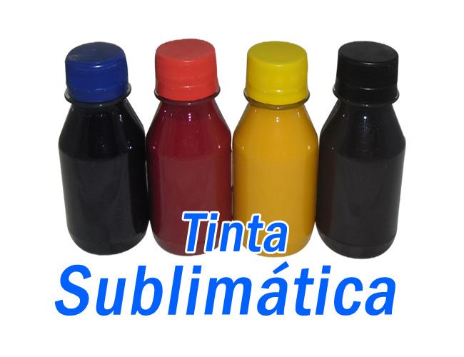 10 - TINTA SUBLIM�TICA