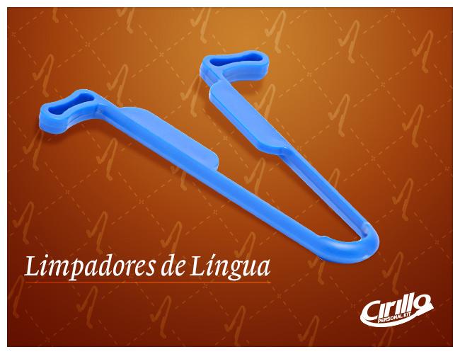 13 - LIMPADOR DE LÍNGUA PERSONALIZADO