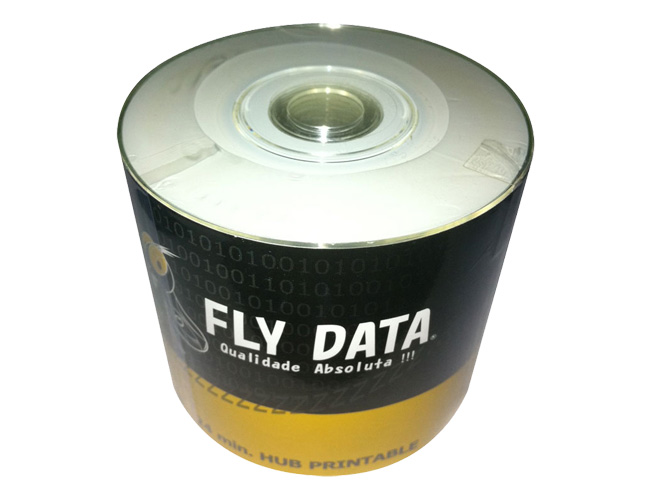18 - MINI CD-R FLY DATA PRTINTABLE BRANCO