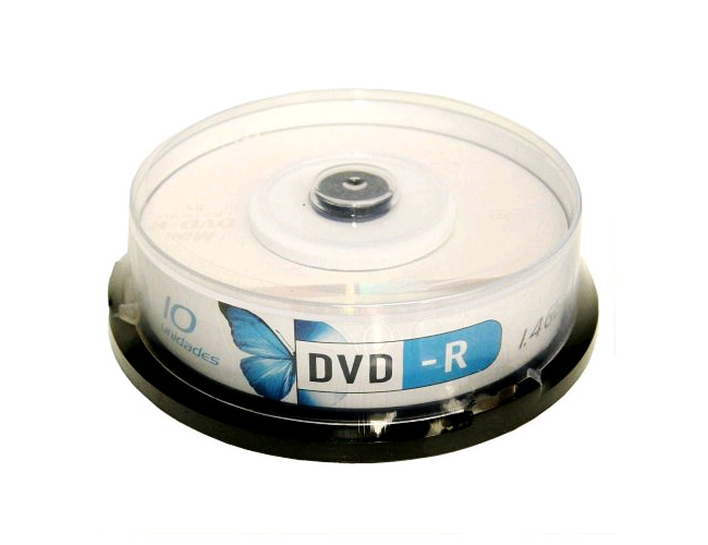16 - MINI DVD-R ELGIN COM LOGO