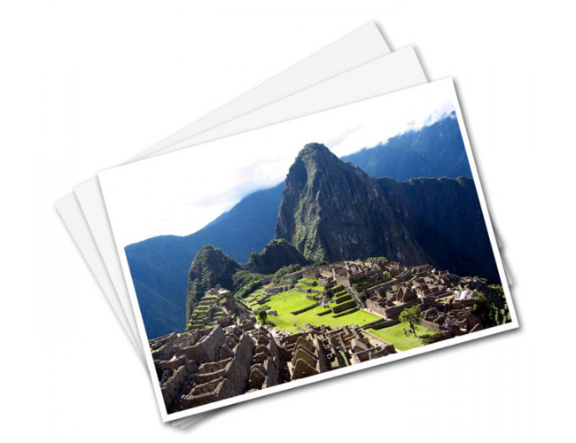22 - PAPEL FOTOGR�FICO GLOSSY