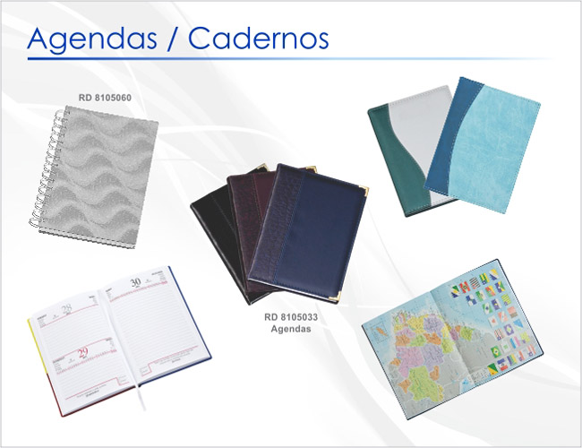 04 - AGENDAS e CADERNOS