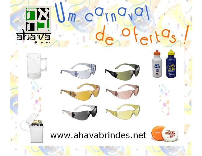 UM CARNAVAL DE OFERTAS  - AHAVA BRINDES
