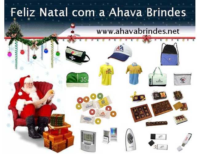 FELIZ NATAL NA AHAVA BRINDES  - AHAVA BRINDES