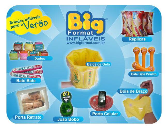 VERÃO INFLÁVEL - BIG FORMAT