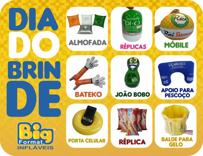 DIA DO BRINDE  - BIG FORMAT
