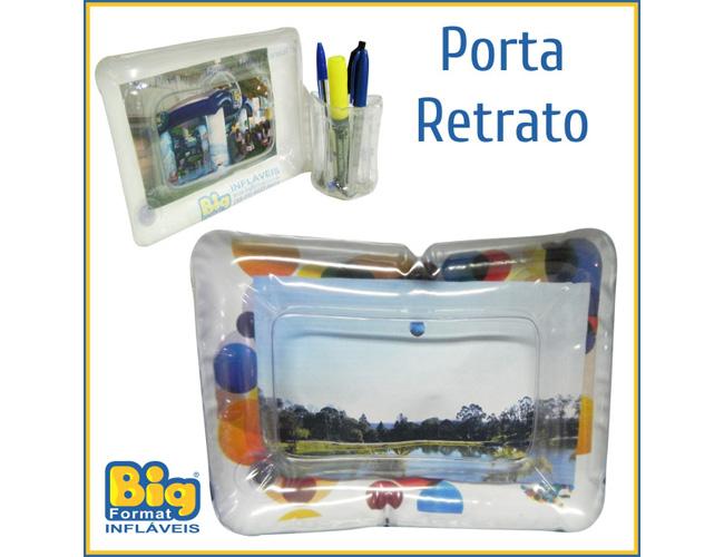 12 - PORTA RETRATO - PORTA RETRATO INFLÁVEIS - PORTA-FOTO INFLÁVEL
