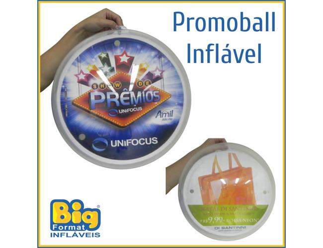 13 - PROMOBAL INFLÁVEL - AÇÃO PROMOCIONAL - AÇÕES NO PDV - BALÕES INFLÁVEIS