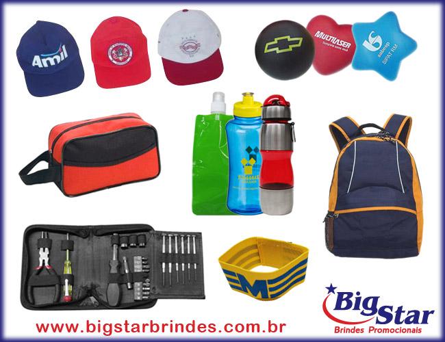 BRINDES PARA CIPA - SIPAT - BIG STAR BRINDES