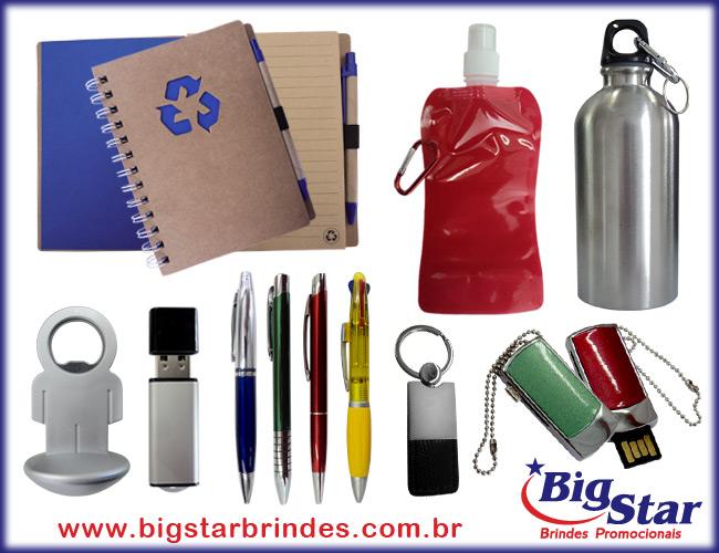 BRINDES PARA O FINAL DE ANO - BIG STAR BRINDES