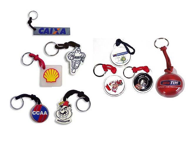 chaveiros personalizados