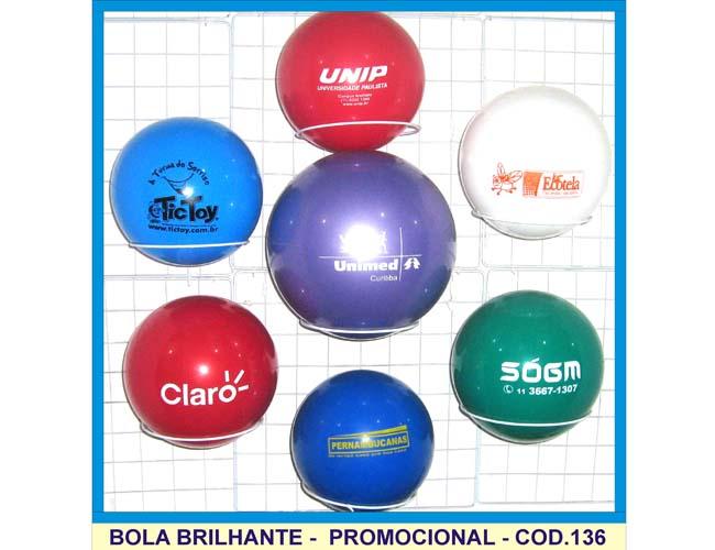 04 - BOLAS BRILHANTES - BOLAS EM VINIL