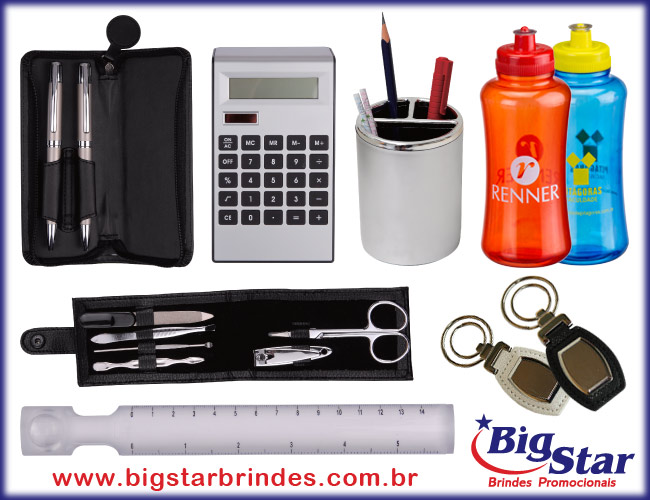 DIA DO BRINDE - BIG STAR BRINDES