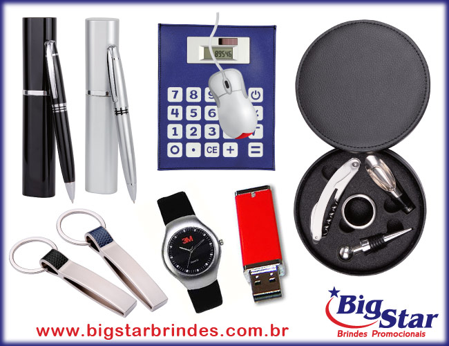 PROFISSIONAL DE MARKETING - BIG STAR BRINDES