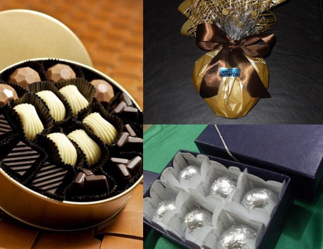 SUA M�E MERECE CHOCOLATES DELICIOSOS - FINESSE BRINDES