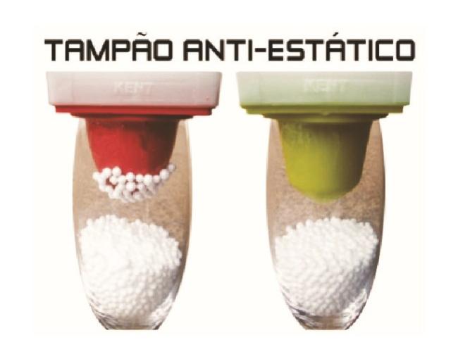 05 - TAMPÕES ANTI-ESTÁTICOS