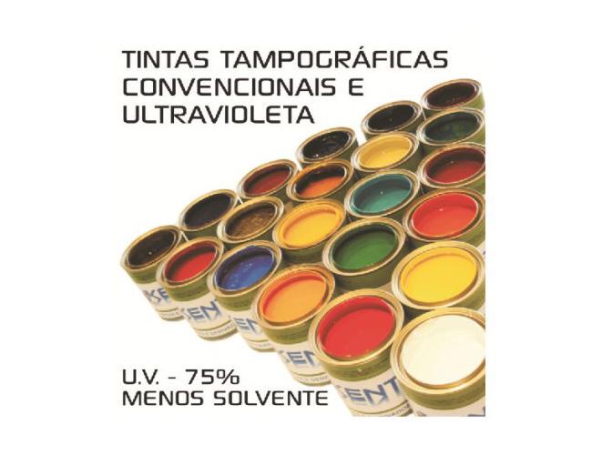 04 - TINTA KENT - CONVENCIONAL E ULTRAVIOLETA