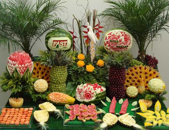 Como Hacer Canastas De Frutas - newhairstylesformen2014.com