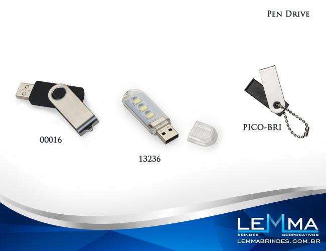20 - PEN DRIVE - USB - MINI PEN DRIVE