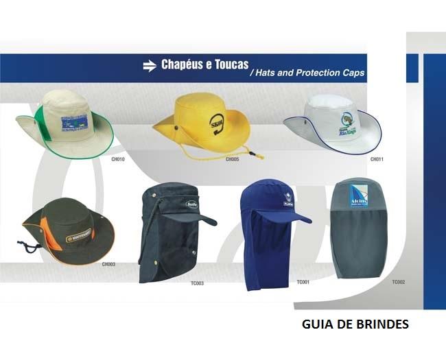 chapéus e toucas