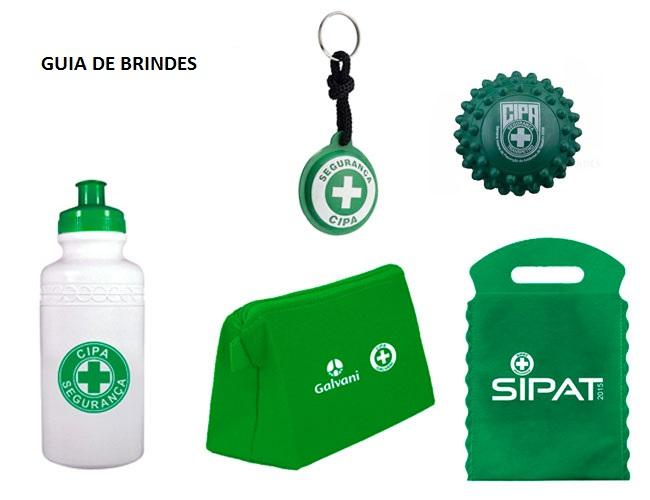 BRINDES PARA CIPA-SIPAT - SUMPRO