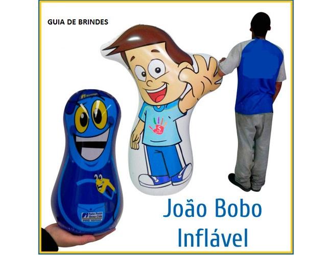 08 - BONECO INFLÁVEL - JOÃO BOBO - BONECO JOÃO TEIMOSO - BONECO PARA PANCADA