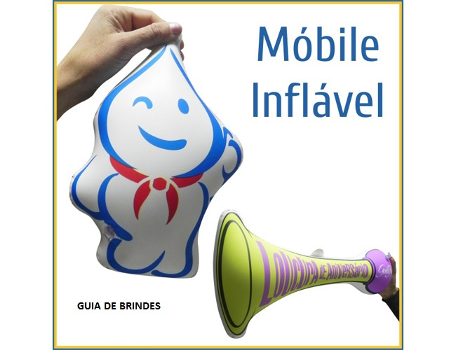 10 - MINI MÓBILES INFLÁVEIS - MÓBILE - MÓBILE INFLÁVEL - MÓBILES - MÓBILLIS