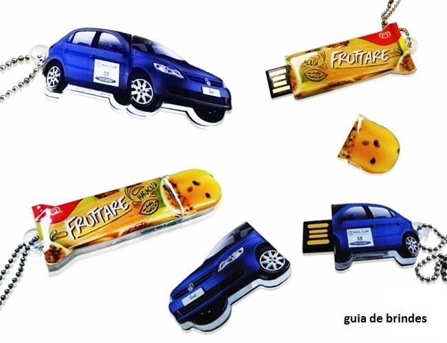 02 - PEN DRIVES EM ACRÍLICO