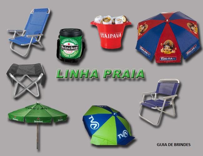 12 - LINHA PRAIA - GUADA-SOL - CADEIRAS DE PRAIA - BOLSA TÉRMICA - COOLER