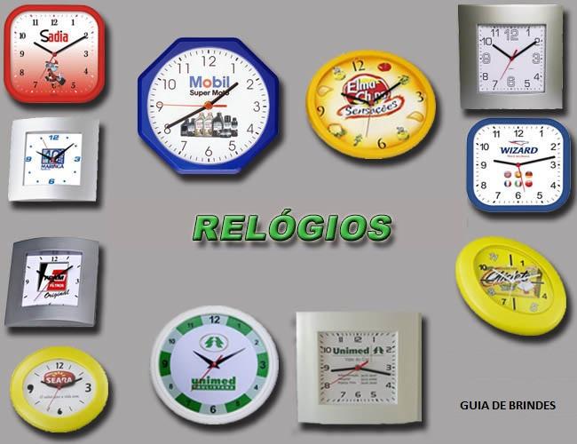 06 - RELÓGIOS DE PAREDE - RELÓGIOS