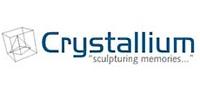 Gravação de Blocos de Cristal - CRYSTALLIUM
