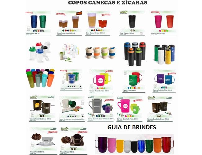 03 - COPOS - CANECAS - XÍCARAS